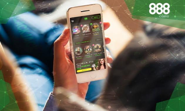 888 Casino Mobile Phone