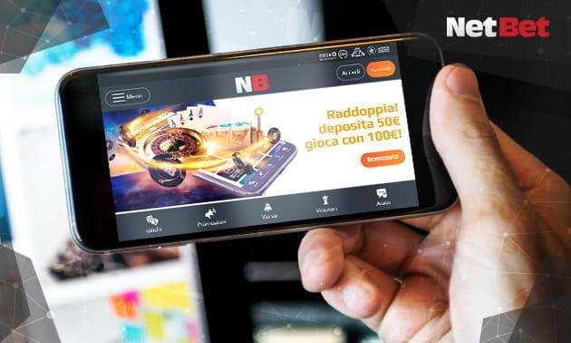 Netbet Casino Mobile